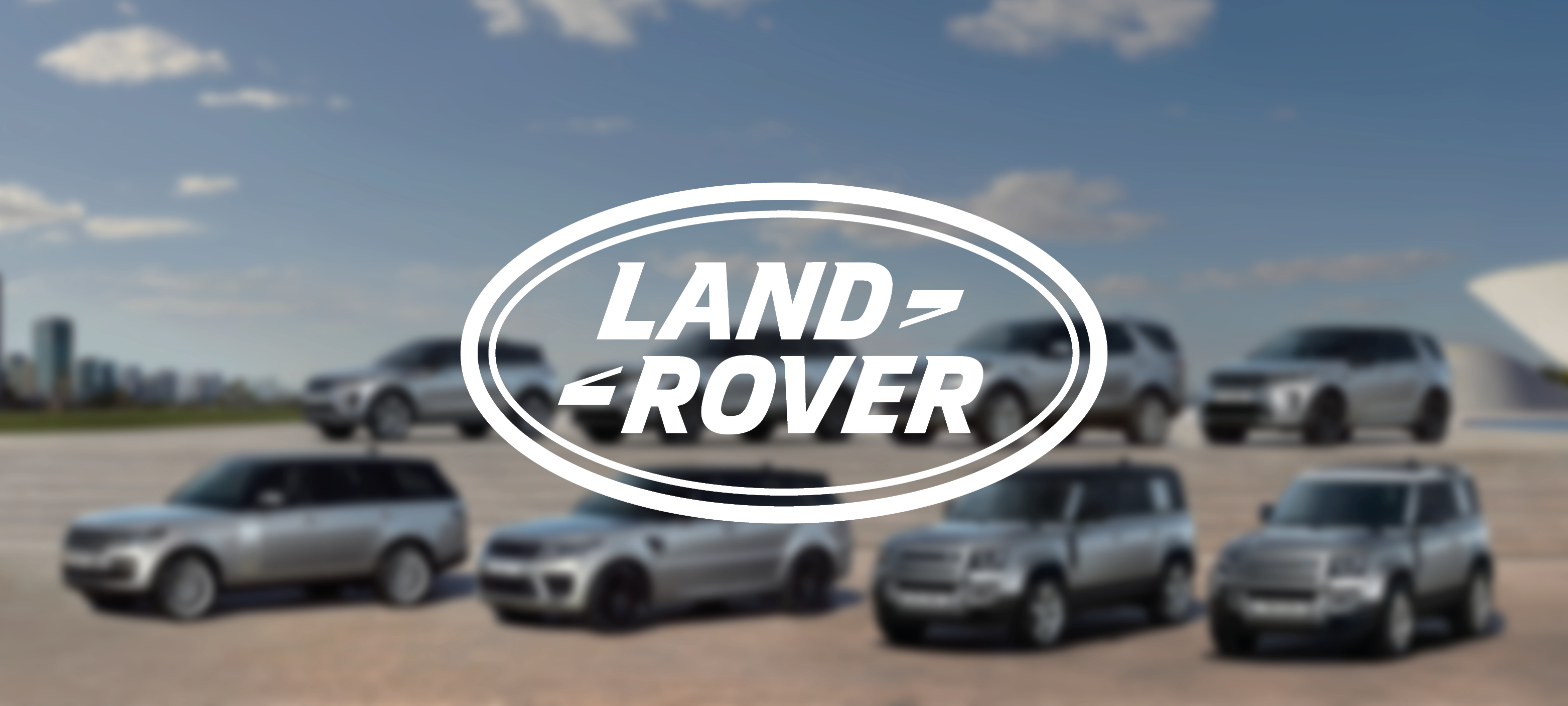 Land Rover Fahrzeugbestand